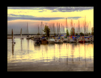 Pointe-Claire, yacht club